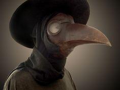 Steno Museum Plague Doctor