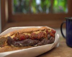 Encontre Receitas de Faça Fácil: Sanduíches fáceis e deliciosos e outras carnes…