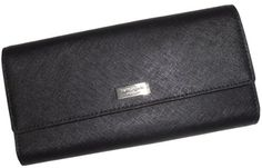 Kate Spade Sandra Newbury Lane Black Wallet *** You can find more details by visiting the image link.