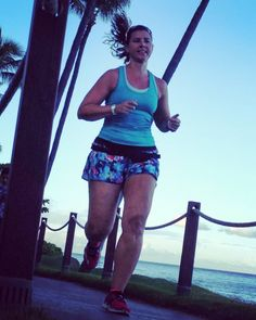 Still dreaming of Maui...... I ran this morning  but it was nothing like this. It was really cool in KC this morning and supposed to be even cooler the rest of the week. Kind of a shock to ths system after the hot weather we just experienced.  I am literally dreaming of Maui...every night since we've been back. #tothelimit #runner #run #runhappy #runnergirl #fitgirl #fitness #trigirl #instarunners #runnersofinstagram #worldrunners #werunsocial #runnerlife #runnerland #maui #mauihalfmarathon…