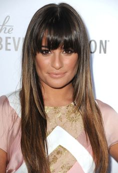 Oh, Hey, It's Summer Glow Season. Let Lea Michele Remind You How It's Done.