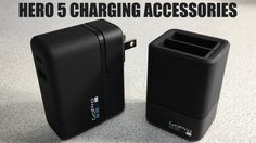GoPro Hero 5 Charging Accessories   SuperCharger & Dual Charger