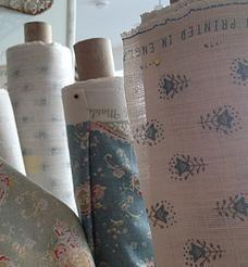Ernest and Matilda Fabrics   Gallery