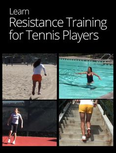 Resistance Training for Tennis Players