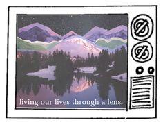 """- ̗̀ LIVING OUR LIVES THROUGH A LENS  ̖́-"" by deeda-ferreira ❤ liked on Polyvore featuring art"