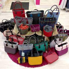 Obag, el regalo perfecto para estas Navidades✨🎁 puedes regalar el bolso entero o una pieza y que luego lo customice como quiera!👜Nos parece…