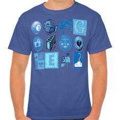 Blue Boy Random Tshirt #nonsense