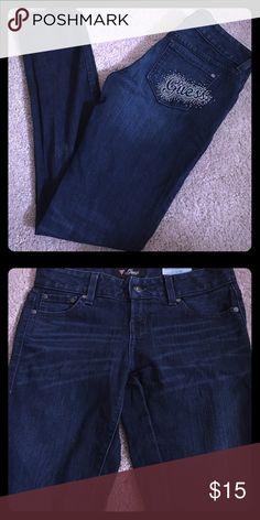 Guess jeans !!! Guess jeans size 26 Guess Jeans Skinny
