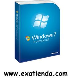Ya disponible Windows 7 profesional 64bits oem   (por sólo 153.99 € IVA incluído):   Garantía de fabricante  http://www.exabyteinformatica.com/tienda/4508-windows-7-profesional-64bits-oem #sistemas #exabyteinformatica