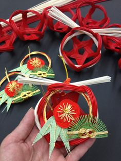 New Year ornaments 正月飾り・・・松竹梅 ㈲ながさわ結納店 mizuhiki