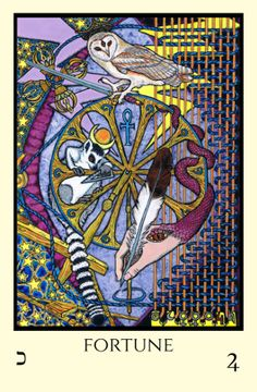 Tabula Mundi Tarot --  If you love Tarot, visit me at www.WhiteRabbitTarot.com