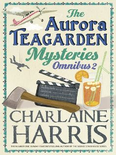 Never met a Charlaine Harris series I didn't like -- here's one of 'em
