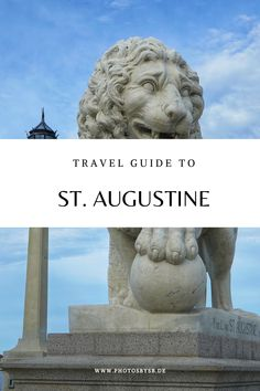 What to do and see in St. Augustine, the oldest city in the US. Where spanish fair meets southern style. Join me as I show you this adorable town. Including some lovely towns on the way to St. Augustine.
