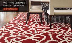 FLOR Carpet Squares are a beautiful idea for tiny homes...