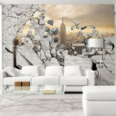 Neu Amazon Wohnzimmer Bilder 3d Wallpaper Decor, Wallpaper Stickers, Wall  Art Decor, Wall