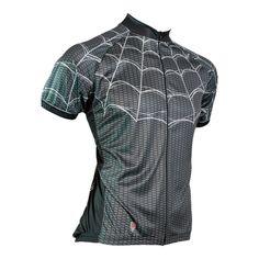 Canari Men's Widow Cycling Jersey.