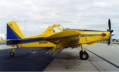 1 December 1995 First flight #flighttest of the Air Tractor AT-602