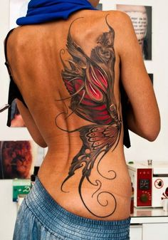 awesome tattoos by Denis Sivak