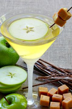 Caramel Apple Martini combines two of your favorite flavors into a magnificent cocktail. Sweet and satisfying.