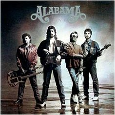 Alabama has always been my mommas favorite country singers. Me and some friends took her to their farewell tour. Country Music Artists, Country Music Stars, Country Singers, Good Music, My Music, Gospel Music, Country Bands, Big Country, Country Strong