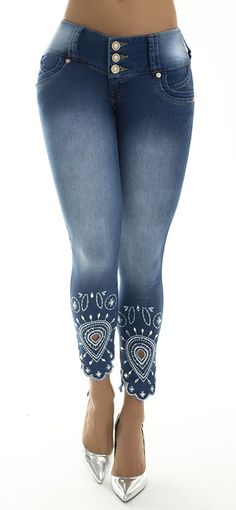 Jeans levanta cola WOW 86239