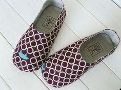 Samantha Women's Shoes PDF Pattern