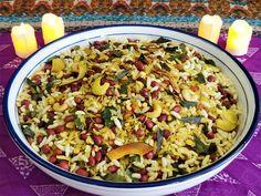 Celebration In My Kitchen: Chivda Goan Food, Goan Recipes, Puffed Rice, Raisin, Pasta Salad, Celebration, Appetizers, Homemade, Snacks