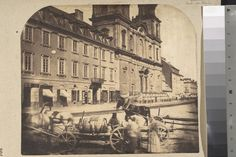 Warsaw, the capital of Poland is renowned around the world as the phoenix city that rose up from the ruins and conducted a reconstruction and rebuilding. Warsaw Uprising, War Image, Classic Architecture, 5 W, Bucharest, Beautiful Buildings, Eastern Europe, Old Town, Old Photos