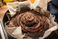 Illatos óriás kakaóscsiga-torta, az ötévesek megvalósult álma Artichoke, Vegetables, Artichokes, Veggies, Vegetable Recipes