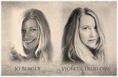 Jo Berger: Mal reingehört bei den Erfolgsautorinnen Violet Tr...