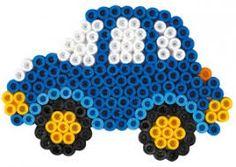 Image result for perler bead car