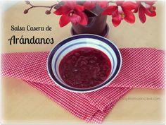 Receta fácil de rica Salsa de Arándanos frescos / Fresh and Easy Homemade Cranberry Sauce #recetasfaciles #recetas #Thanksgiving #recipes #easyrecipes