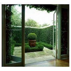 Greensmart Decor Artificial Ficus Panel Set of 4 - Green : Target