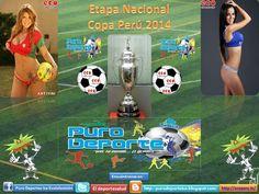 """""""Vive TÚ Pasión... El Deporte"""": Copa Perú 2014 Etapa Nacional Partidos de Ida 02 n..."""