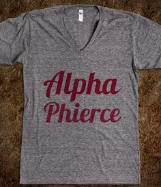 Alpha Phi: Phierce