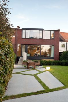 House HVH by HVH-Architecten