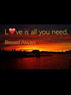 #BlessedAlways