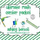 This Packet is Loaded with Centers and Visual Aides!! This packet is great for any PRIMARY classroom! Great for differentiated instruction! All Cen...$