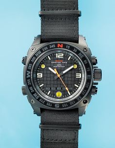 The 6 Best Watches of Summer MTM Military Watches Silencer. Best Watches For Men, Luxury Watches For Men, Cool Watches, Wrist Watches, Mtm Special Ops, Best Sports Watch, Tactical Watch, Nato Strap, Sport Watches