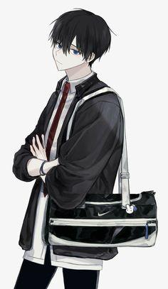 Manga Anime, Oc Manga, Got Anime, Anime Oc, Manga Boy, Kawaii Anime, Dark Anime Guys, Cool Anime Guys, Handsome Anime Guys