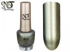 Metallic Nail Polish Magic Frost   15 ml : Nail Technology, nagelprodukter för professionellt bruk! Tranzitions metalliclack. Nagellacket får en ny färg, eller iallafall en ny nyans, när man applicerar Nail Technology top coat!