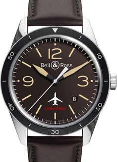 TimeZone : Industry News Fine Watches, Sport Watches, Cool Watches, Watches For Men, Bell Ross, Mens Toys, Designer Handbags On Sale, Dapper Men, Vintage Rolex