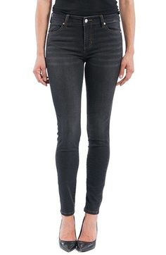 Liverpool Jeans Company 'Abby' Stretch Curvy Fit Skinny Jeans | Nordstrom