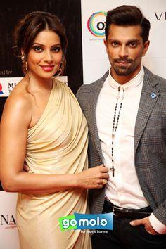 Bipasha Basu and Karan Singh Grover got married. Bollywood Celebrities, Bollywood Actress, Pic Pose, Most Beautiful Indian Actress, Celebrity Couples, India Beauty, Couture Fashion, Indian Actresses, Blouse Designs
