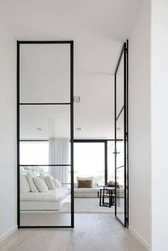Guides to Choosing A Glass Door Design That'll Fit Your House - Home Decoration