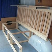 Vivaro by Tony LeMoignan Woodworking Equipment, Teds Woodworking, Truck Bed Camping, Woodworking Projects For Kids, Hunting Clothes, Wood Working For Beginners, Cool Websites, Survival, Cool Stuff