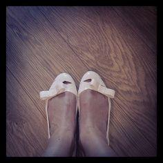 Ballerinas! Bow Wow Moschino for Kartell | via Instagram - Thanks to @corti86ilboss