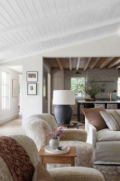 Living Room Interior, Home Living Room, Living Room Designs, Living Room Decor, Living Spaces, Amber Interiors, Piece A Vivre, Living Room Inspiration, Home Fashion