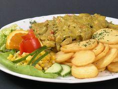 Avocado Toast, Cobb Salad, Meat, Chicken, Breakfast, Food, Fall Of Man, Morning Coffee, Essen
