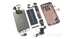 Lee Así es el iPhone 6S por dentro: 2GB de memoria Samsung y fácil de reparar